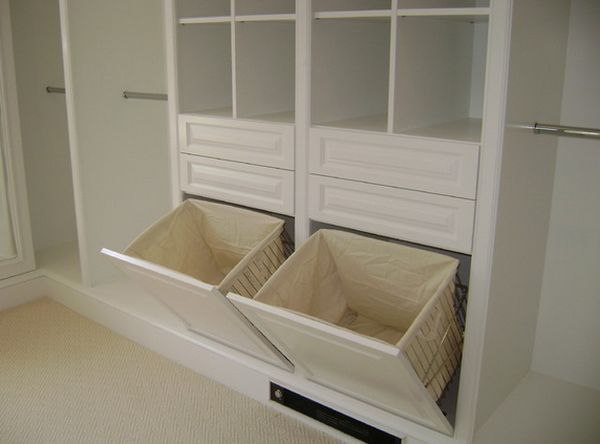 White Bathroom Laundry Storage sort your laundry in style with these attractive laundry hampers