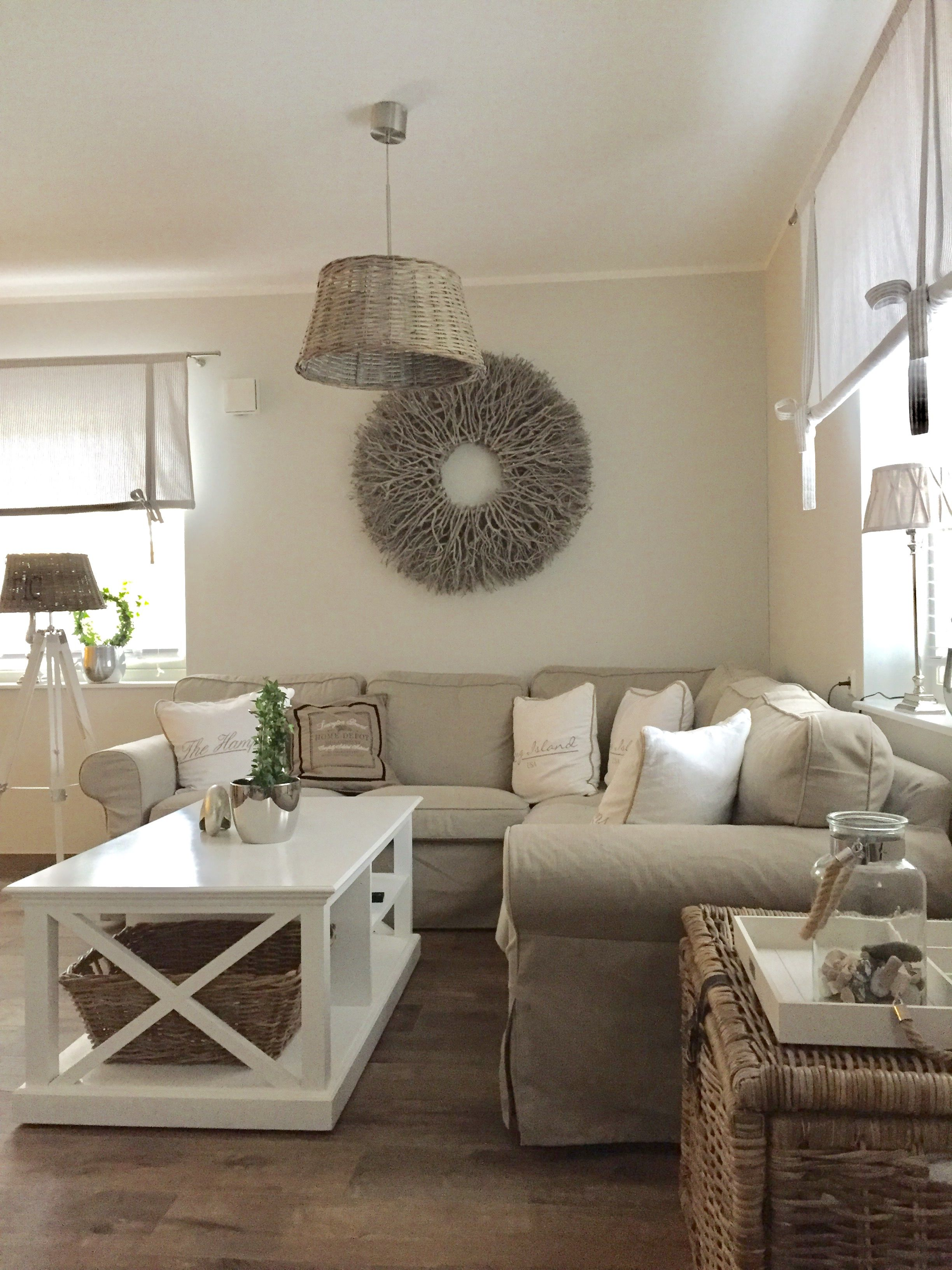 Unser Wohnzimmer XXXL Kranz Halifax Novasolo Coffeetable New England Stil  House Www.ambienteathome.de
