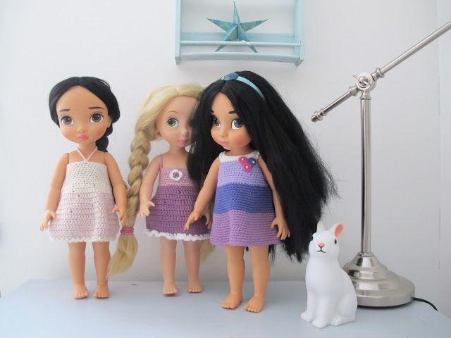 Loving White blog, dolls