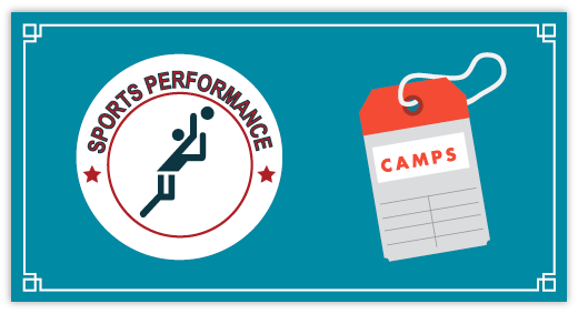 Sports Performance Volleyball General Camps Banner Benedictine University Volleyball Camp Volleyball