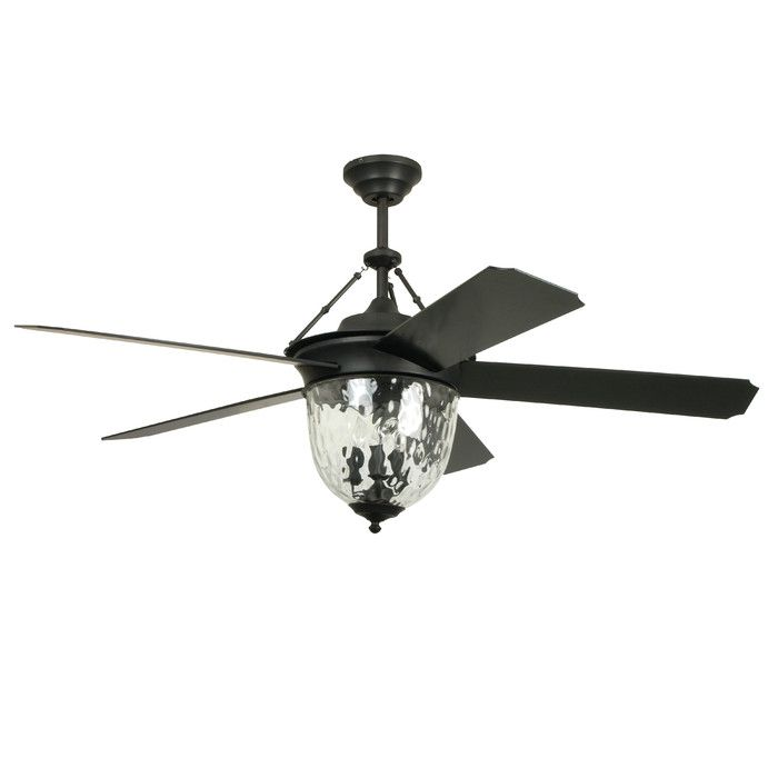 Youll love the 52 cavalier 5 blade ceiling fan with wall remote at