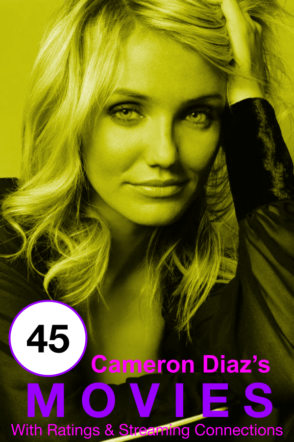 Watch her works with ratings and streaming guides. # ...Cameron Diaz Imdb Movie