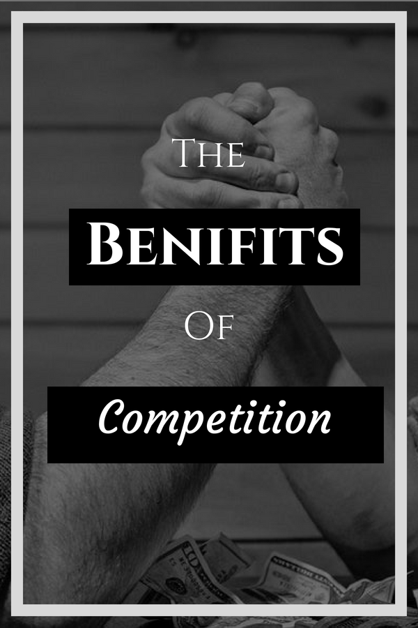 The Benefits of Competition | Competition, Inspiration, Movies