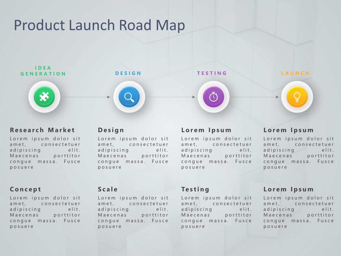 Product Roadmap Powerpoint Template 12 Powerpoint Slide Templates Powerpoint Templates Powerpoint