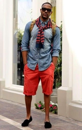 5 Stylish Summer Shoes | Red shorts and Men's fashion