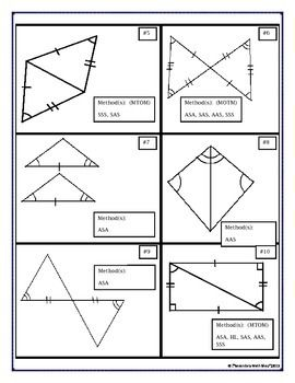 Pin On Congruence Triangles