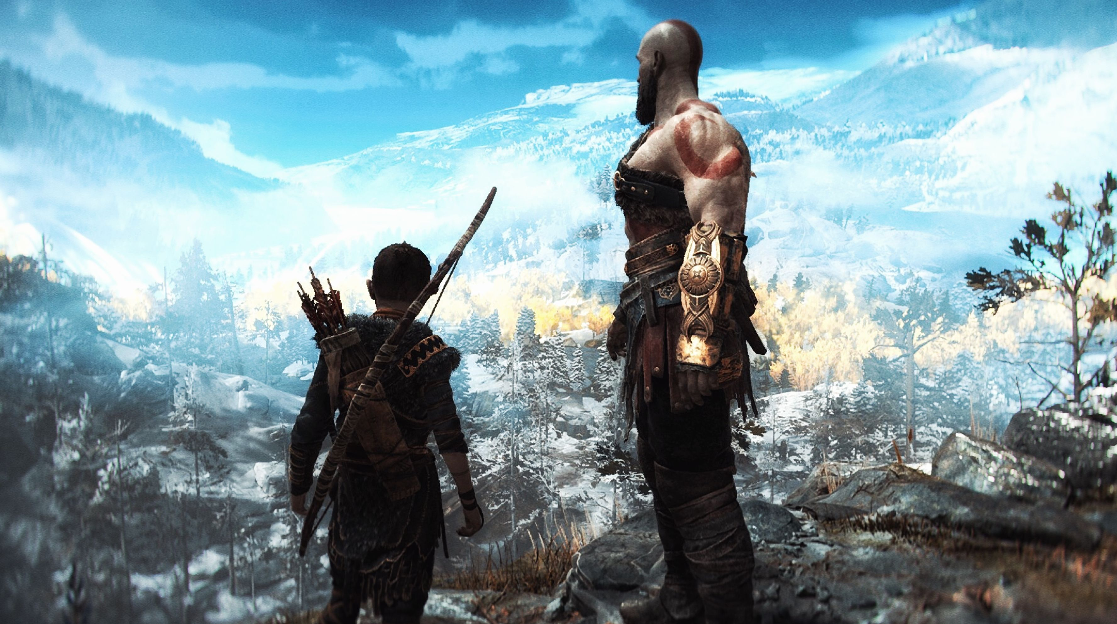 Pin by Alexei Bruton on God of War photo mode God of war