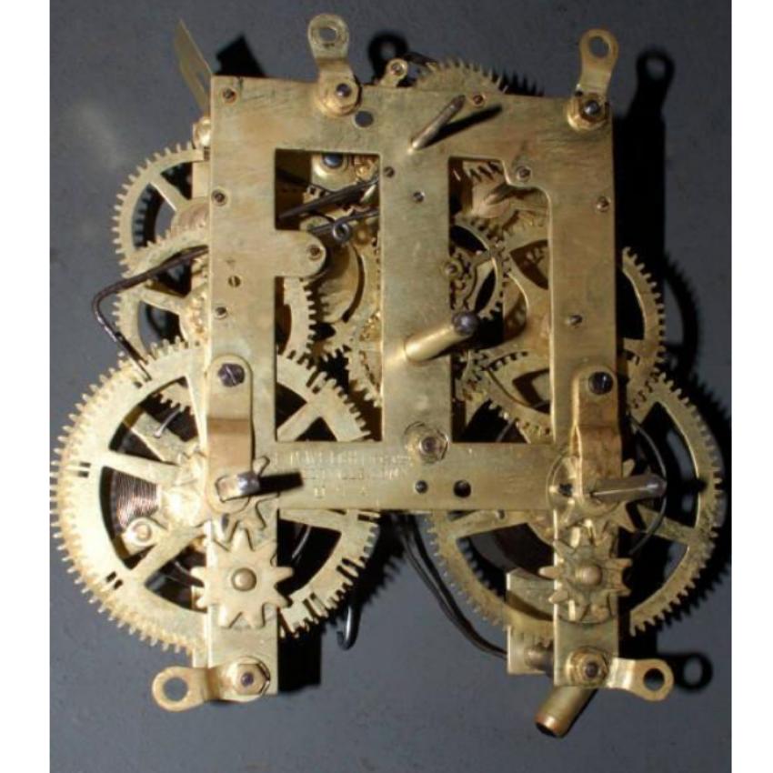 Urgos Grandfather Clock Movement Repair Manual  Beautiful