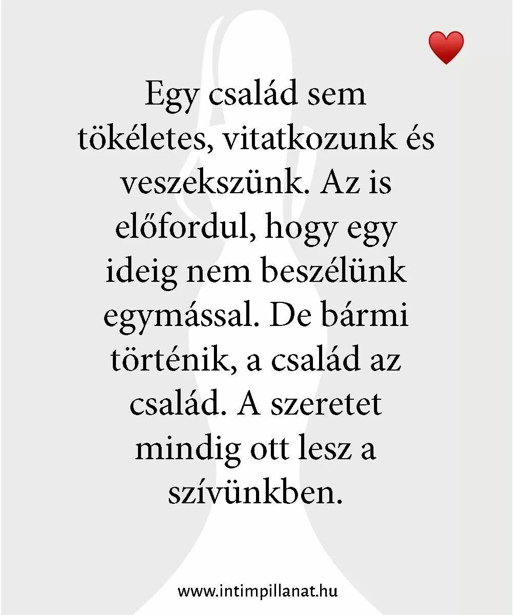 családi idézetek versek Pin by Siska gyulane on Idézetek | Quotes, Quotations