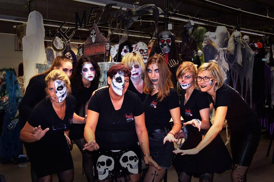 Halloween Kleding Winkel.Halloween Crew Picture Halloween Kleding Halloween Horror