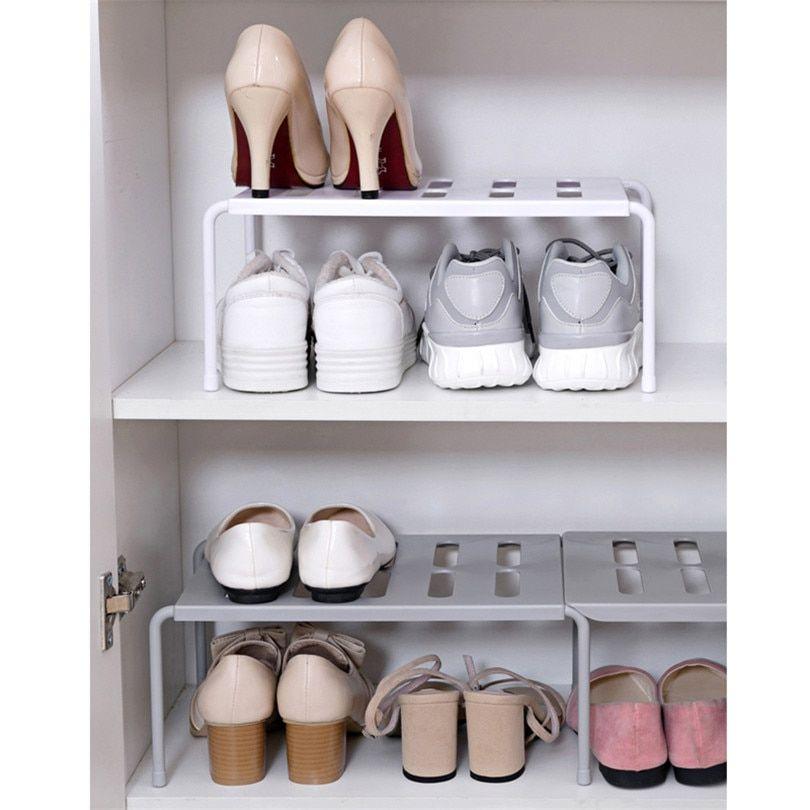 Cheap Soportes Y Estanterías De Almacenamiento Buy Directly From China Supplier Estanterías De Almacenamiento Organizador De Zapatos Como Organizar El Armario