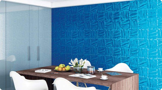 New Neu Delta Will Be Inspiring On A Wall Blue Painted Walls Interior Wall Colors Room Paint Designs