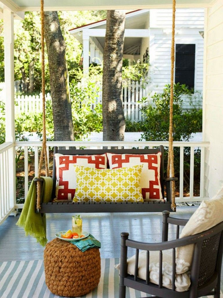 50 staggering swing porch design ideas for outdoor space on porch swing ideas inspiration id=17667