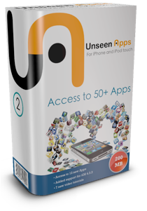 Unseen Apps (for iPhone & iPod touch) Unseen Apps gives you