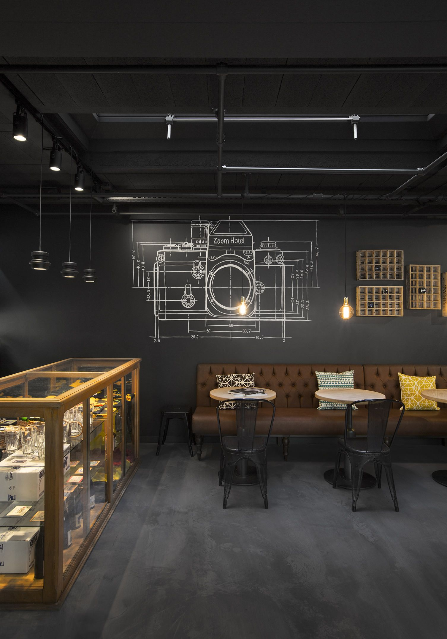 Brussels hotel's sharp design focuses on a photographic