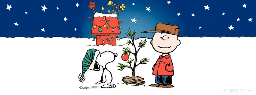 Christmas – A Charlie Brown Christmas Facebook Timeline Cover on ...