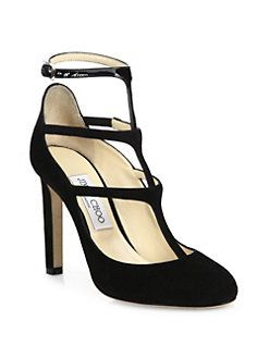 a64780c06 Jimmy Choo high heel sandals in black Suede leather t