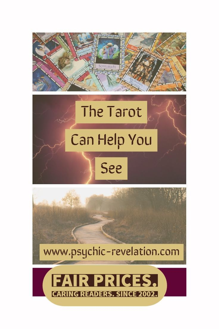 A reading with a good psychic can help you to navigate the