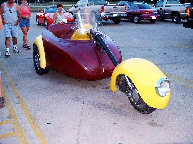 low rider bobber chopper motorcycle vw trike vw trikes strange vw trike