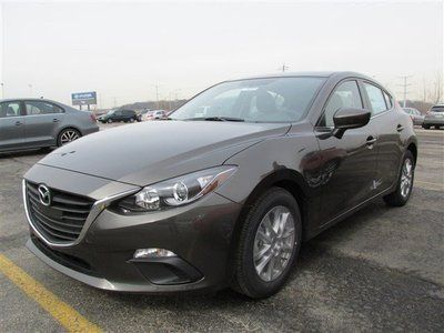 2014 Mazda Mazda3 I Touring Hatchback In Titanium Flash Mica
