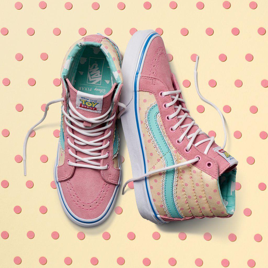 bo peep vans | Модная обувь, Обувь, Одежда