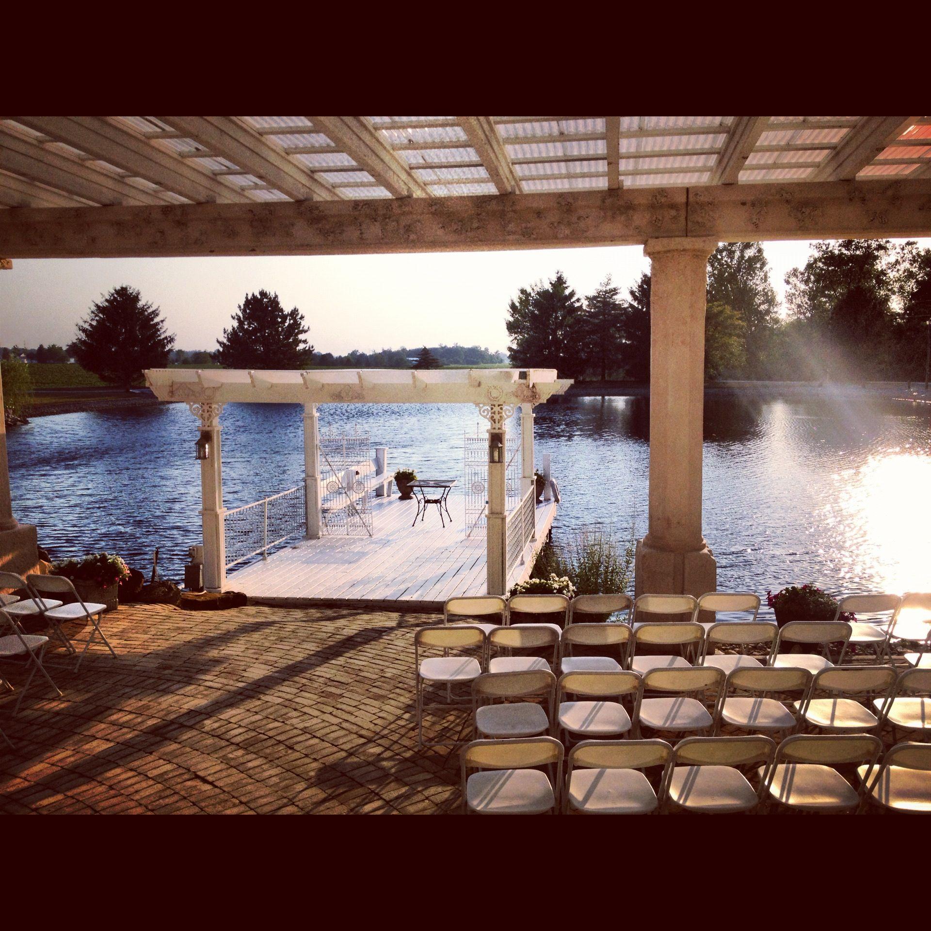 SoSerene outdoor wedding venue Wapakoneta Ohio 1 Pinterest