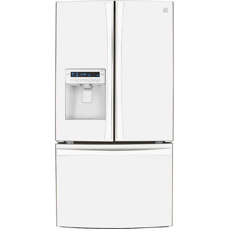 Kenmore Elite 72052 31 0 Cu Ft French Door Bottom Freezer
