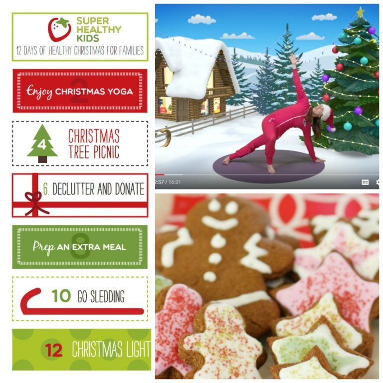 12 Days Of Healthy Christmas Activities For Families Christmas Activities For Families Christmas Activities Healthy Christmas