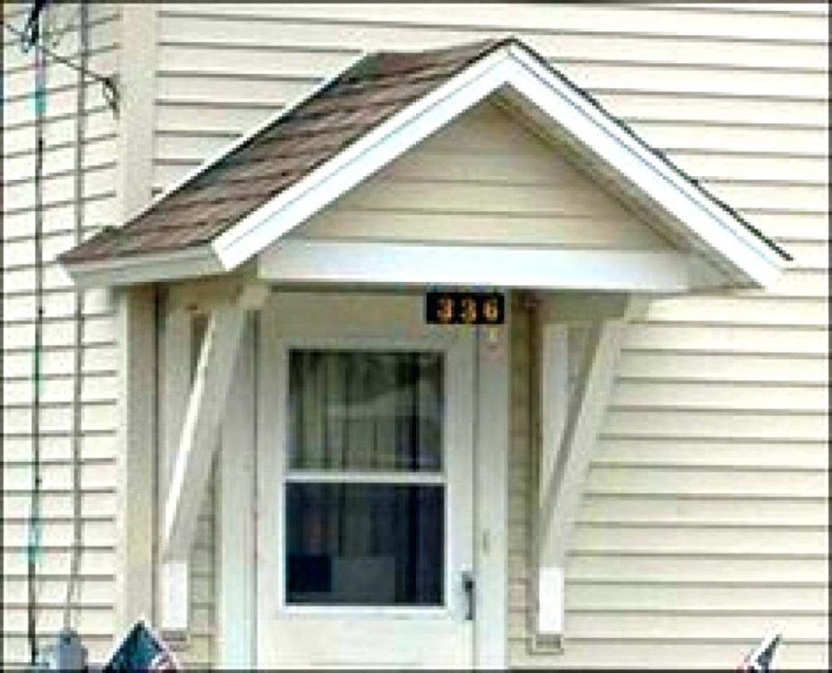 Front Door Overhang Designs Canopy Planning Permission Awning Plans Diy 926x749 Doors Beautiful For Great Looks Door Overhang Door Awnings Front Door Overhang