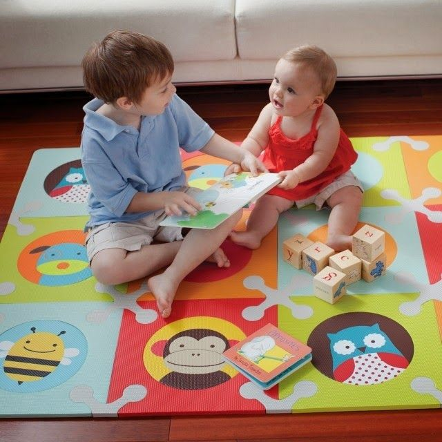 Baby Puzzle Play Mat Kids Room Rugs Bts Toys Puzzle