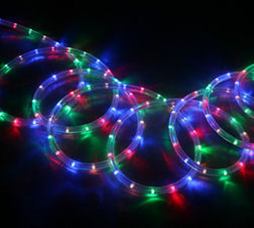 Neon led flexible rope light strip tube indooroutdoor christmas neon led flexible rope light strip tube indooroutdoor christmas 230v uk aloadofball Image collections
