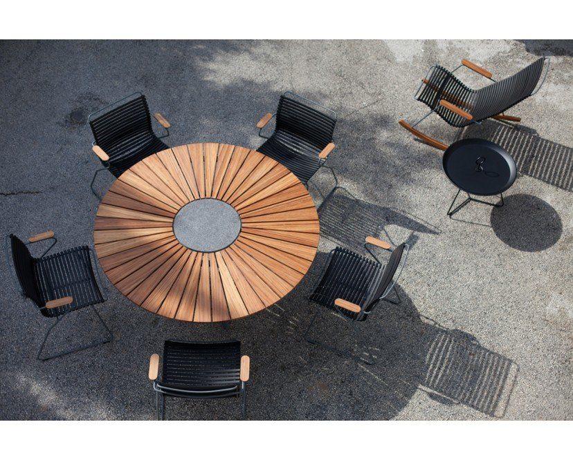 Das Besondere An Dem Circle Tisch Von Dem Hersteller Houe Sind Die