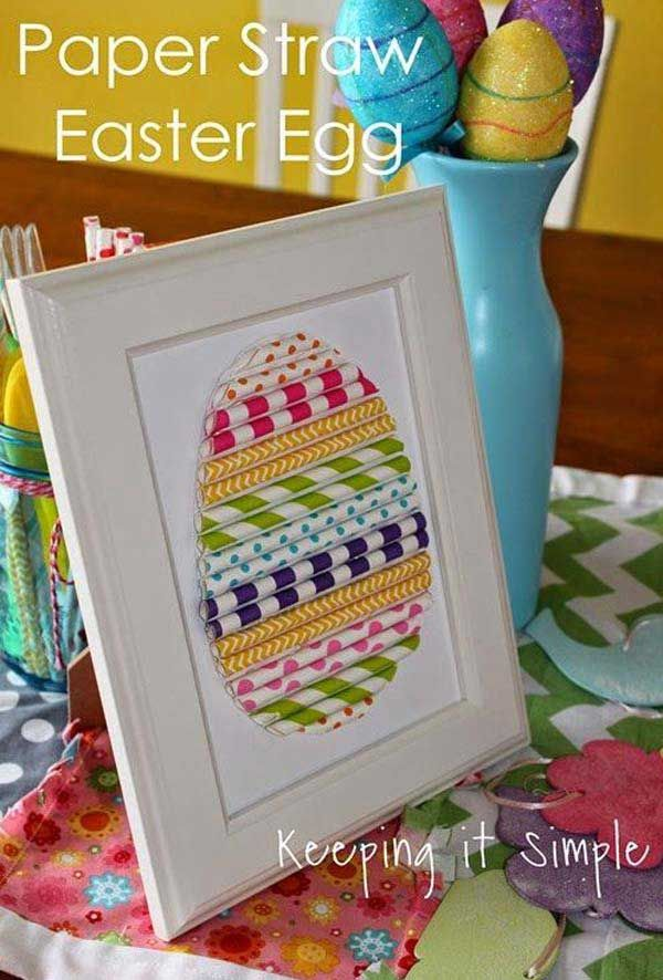 30 Cool And Easy Diy Easter Crafts To Brighten Any Home Easy Easter Crafts Easter Crafts Diy Easter Crafts