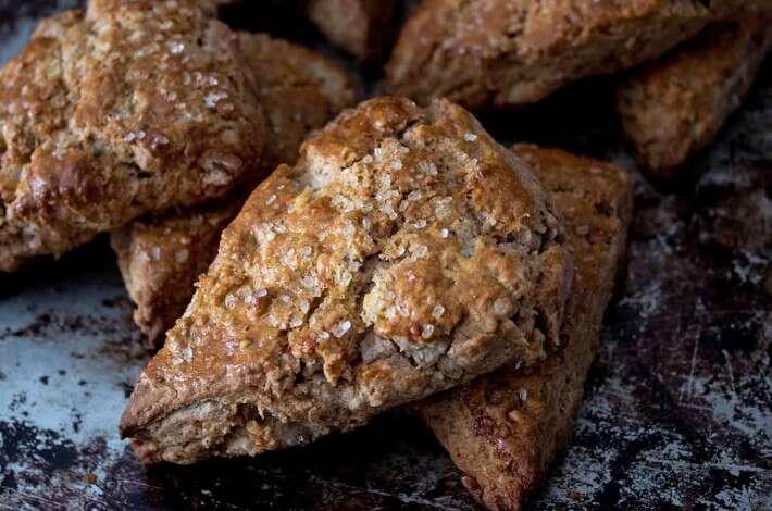 Ginger Scones Recipe In 2020 King Arthur Flour Recipes Ginger Scones Recipe Recipes