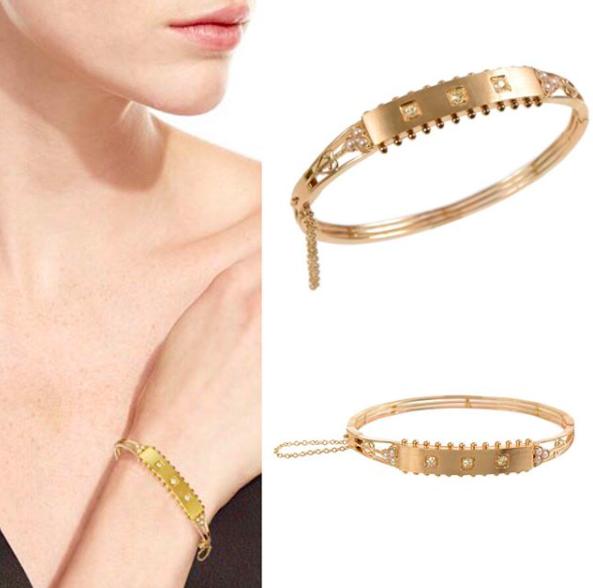 Turner & Tatler Edwardian Bracelet with Diamonds 78DDI7o