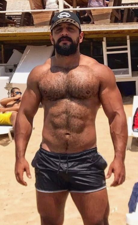 gay bear Peludos