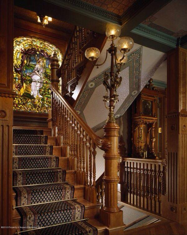 pingl par murat kiz sur merdiven korkuluklar pinterest victorien architecture et maison. Black Bedroom Furniture Sets. Home Design Ideas