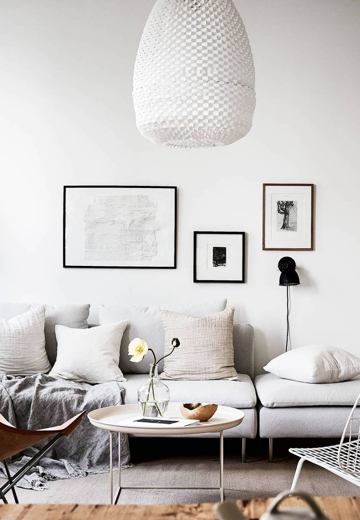 White Home With Warm Details   Interiors   Einrichtungsideen, Einrichtungsideen  Wohnzimmer Esszimmer, Wohnzimmer Inspiration