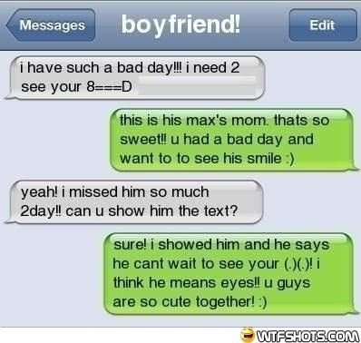 Funny texts, Boyfriend girlfriend texts and Text messages ...  Funny Boyfriend And Girlfriend Texts