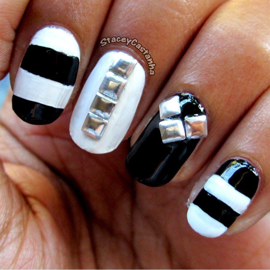 Demi Lovato X-Factor Nails   Nails   Pinterest   Factors