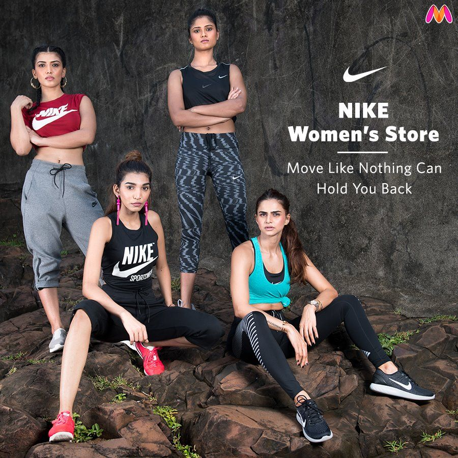 Up Your Fitness Game With Nike Women's Store And Be Ready