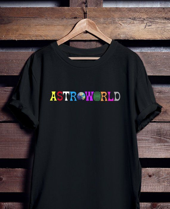 0f4a8c812146 Astroworld T-Shirt in 2019 | Products | Concert shirts, Shirts, T shirt