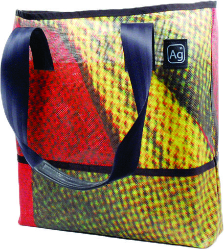Looking for a unique bag? @alchemygoods has one made from upcycled advertising banners and other upcycled materials.