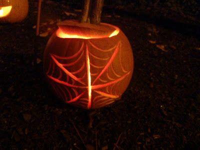 A Holiday Haven: 44 Carved Pumpkin Photos, Fun Jack o' Lantern Ideas