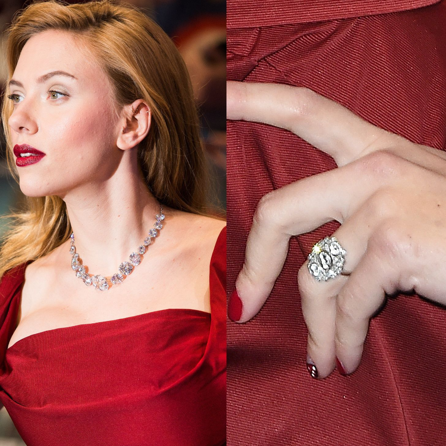 One Ring To Rule Them All The Ultimate Celebrity Engagement Rings