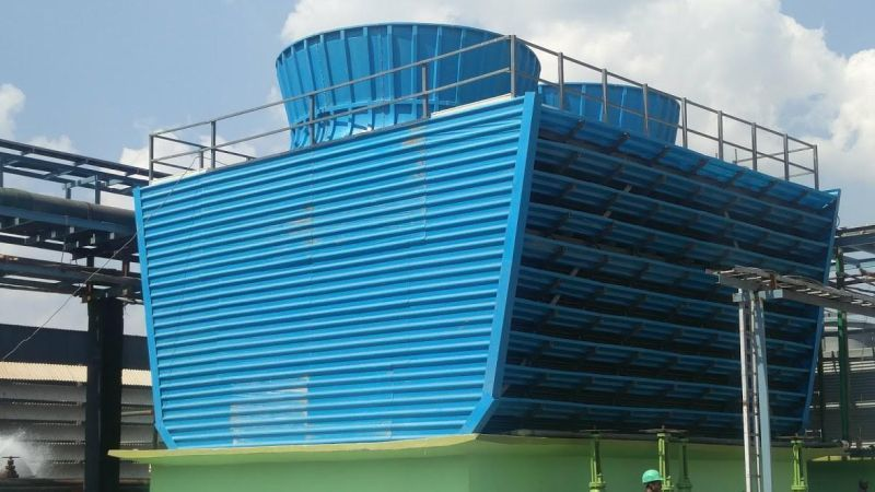 How To Reduce Water Consumption In Cooling Towers Cooling Tower Water Tower Tower