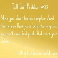 June 21  Tall Girl Appreciation Day