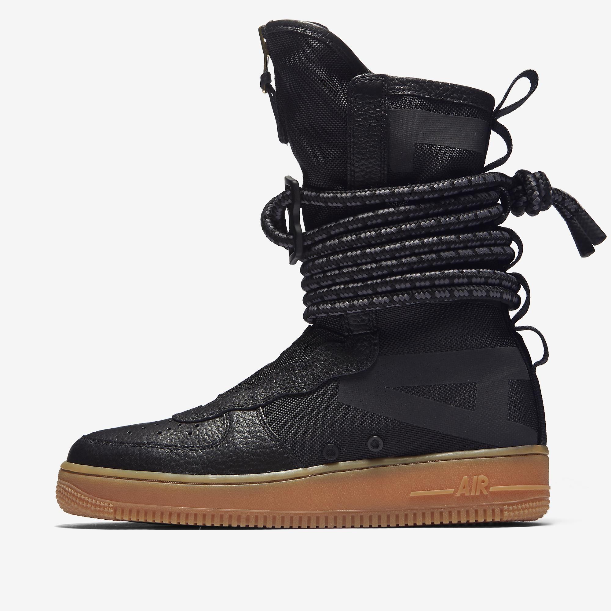 2f6f664664a93 Tênis Nike Air Force 1 Special Field High Feminino