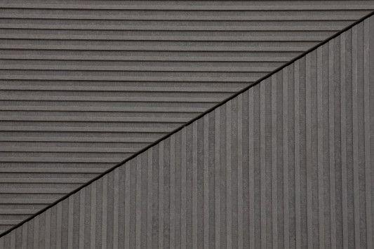Faserzementplatten Mit Rillenprofil Fassade Baunetzwissen De