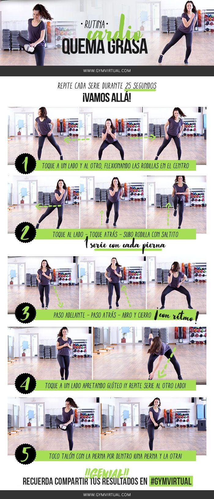 Para piernas ejercicios virtual adelgazar gym